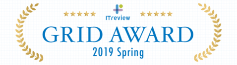 ミエルカが「ITreview Grid Award 2019 Spring」の2部門で「High Performer」を受賞